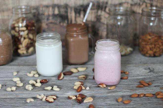 Nut Milk, Three Ways | Nutrition Stripped