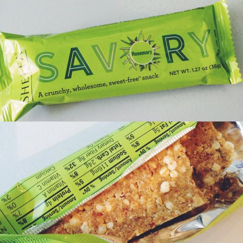Savory Bar