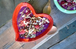 Dragonfruity Oats & Chia Bowl