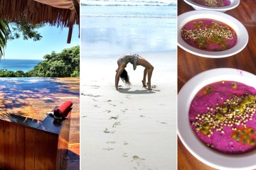 Superyou yoga and superfoods retreat | Breakfast Criminals