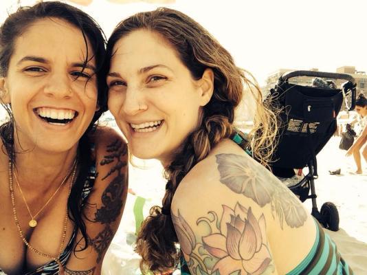 Adriana Rizzolo and Taryn Longo Awakened Feminine