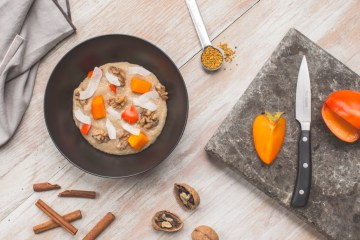 Walnut & Amaranth Porridge Recipe