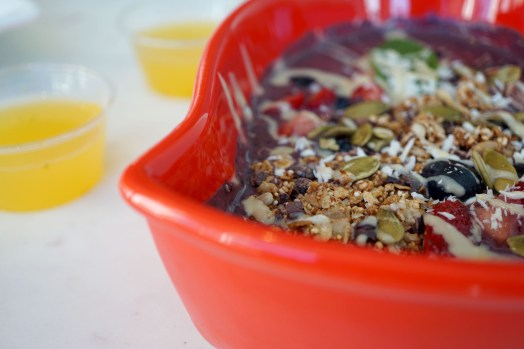 Protein Acai Bowl at Beaming | Breakfast Criminals