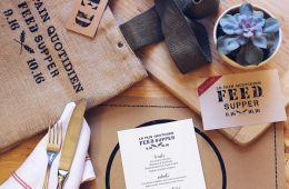 LPQ x Feed Dinner Series