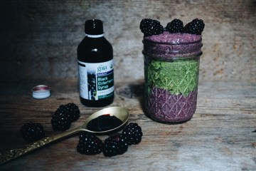 Elderberry Chia Pudding Recipe