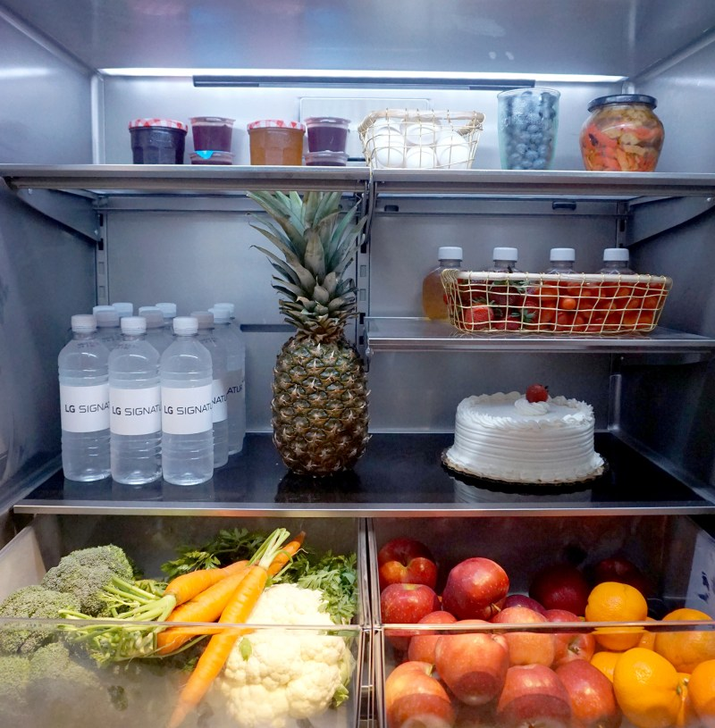 LG Signature InstaView Fridge Review