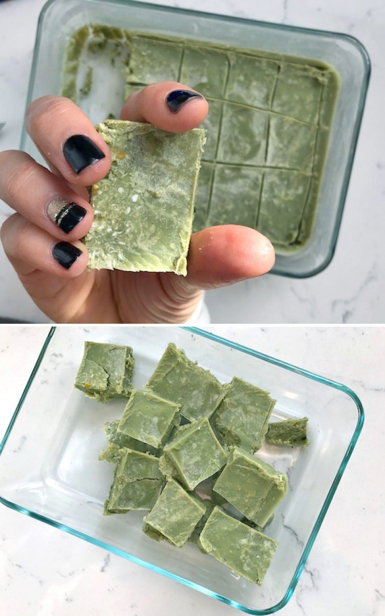 matcha green dream fudge recipe