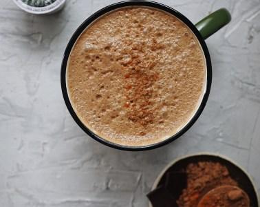 Mayan Mocha Superfood Coffee Recipe Healthy Brunch