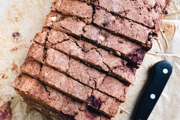 Acai banana bread paleo recipe