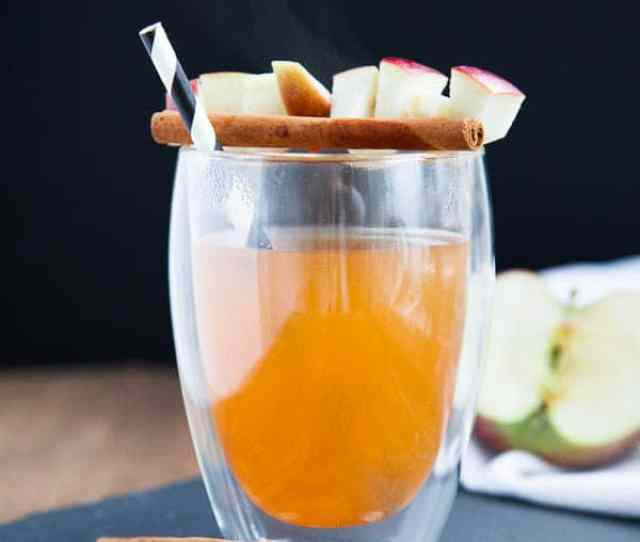 Only  Ingre Nts And  Minutes To This Simple Homemade Apple Cider