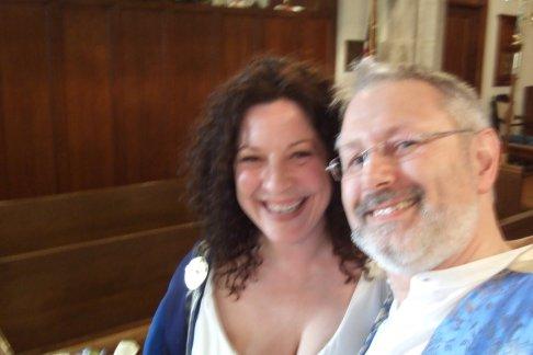 Very blurry, very married