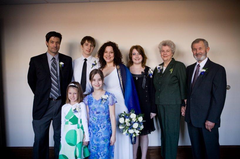 Ginger's family