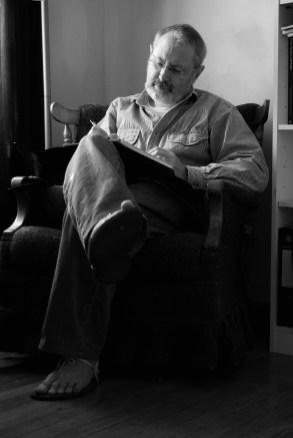 Thursday studies by Gary Allman