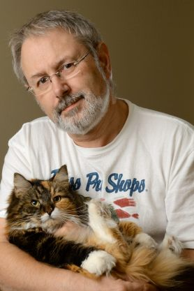Gary and Sprinky - October 2011