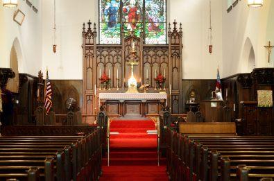 Rose Cottage Dedication - St. Philip's Joplin