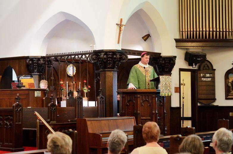 Rose Cottage Dedication - The Bishop's sermon