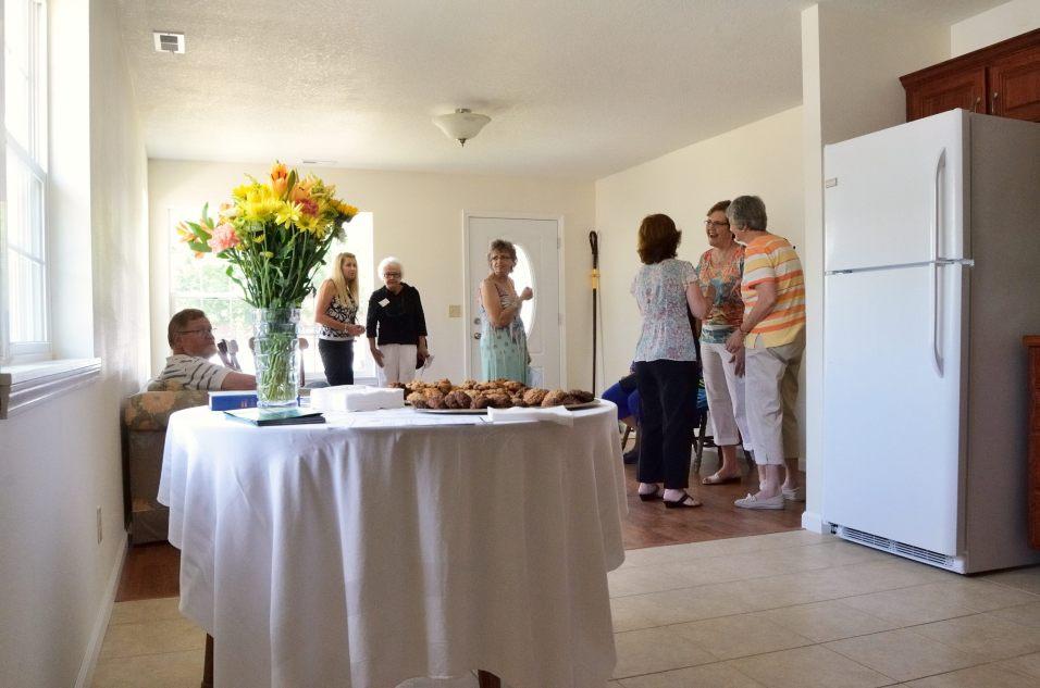 Rose Cottage Dedication