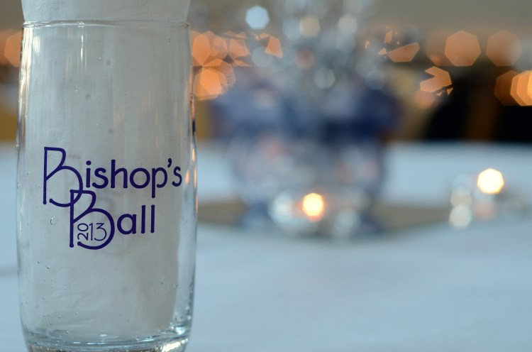 Bishop's Ball Glass