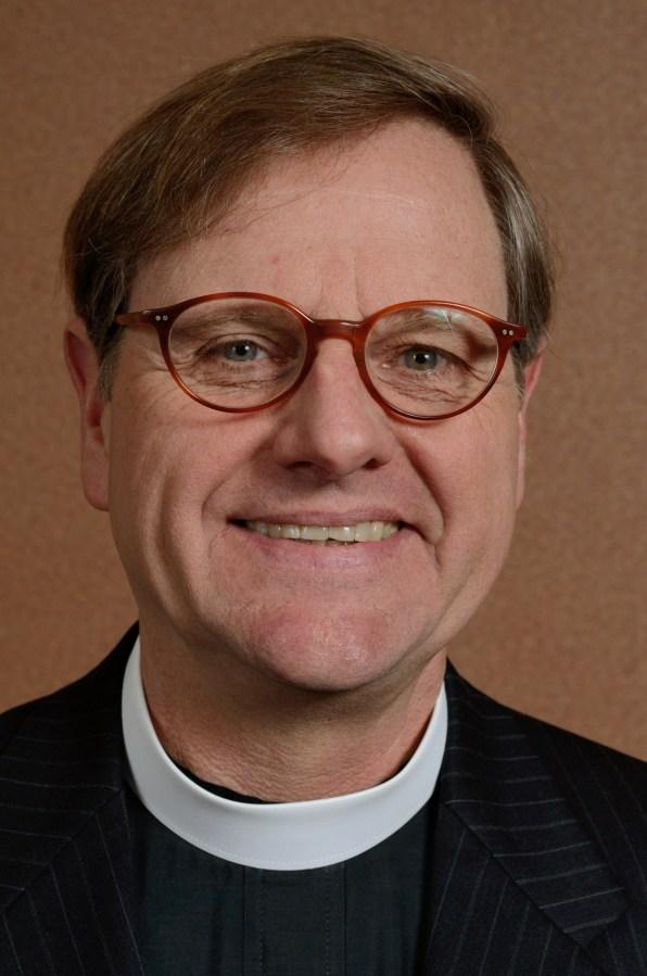 The Reverend Ken Chumbley