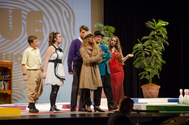 Clue: The Musical - Glendale High School