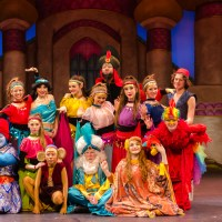 Aladdin Jr. at Springfield Little Theater