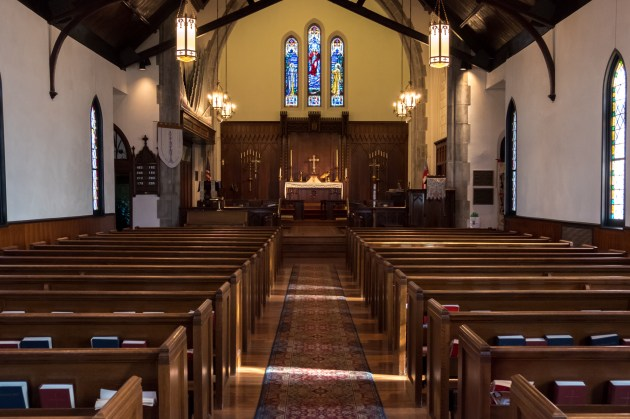 Christ Episcopal Church Springfield, Missouri. Copyright © 2016 Gary Allman, all rights reserved.