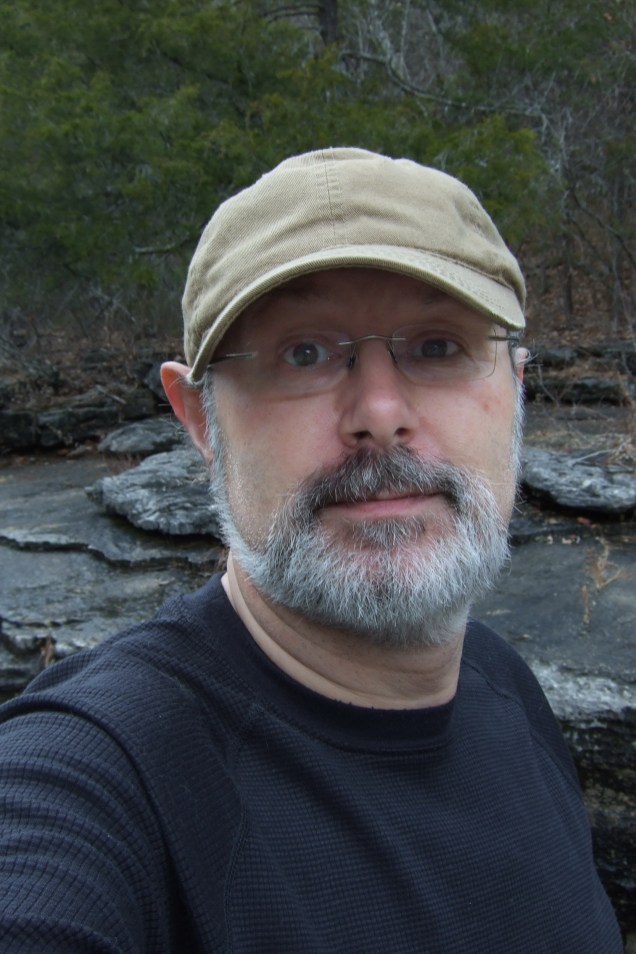It's good to see I still can't smile when taking a self portrait. Copyright © 2010 Gary Allman, all rights reserved.