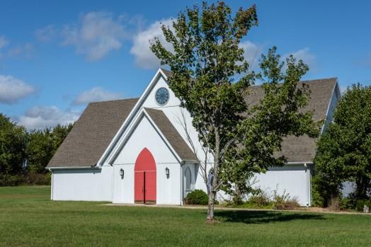 St. Paul's Episcopal Church Clinton, Missouri.