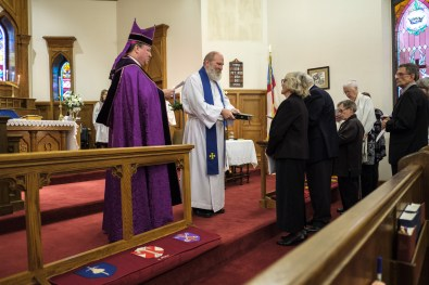 The Installation of the Rev. James Lile