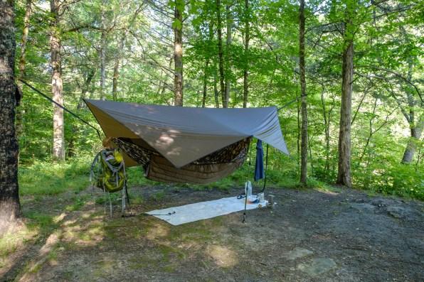 Hammock Camping. Copyright © 2018 Gary Allman, all rights reserved.
