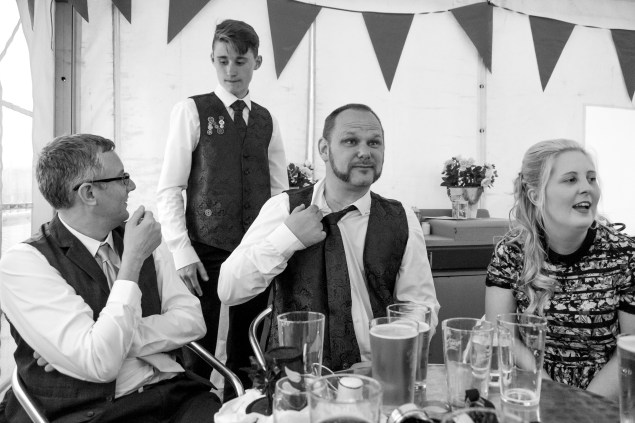Neil, Nathaniel, Ian and Gail