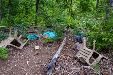 Leave No Trace ... Unless you think you can get away with it.