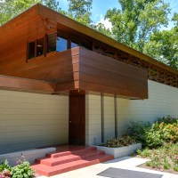 Bachman-Wilson House -- Frank Lloyd Wright