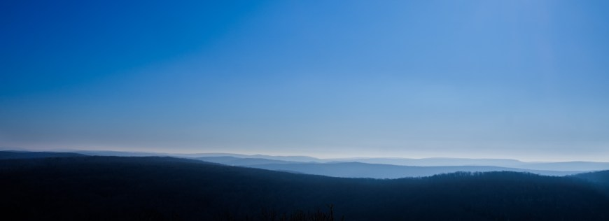 Ozarks Horizon. Bell Mountain - Day Two. Copyright © 2020 Gary Allman, all rights reserved.
