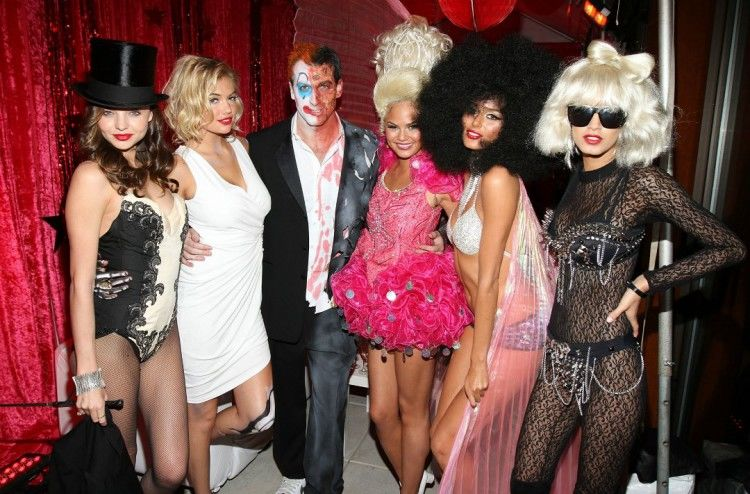 Celebrity Halloween Party