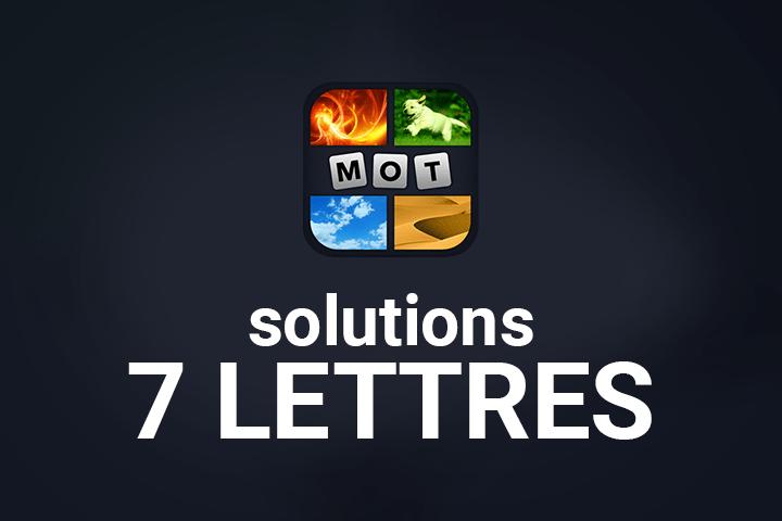 4 images 1 mot 7 lettres solution