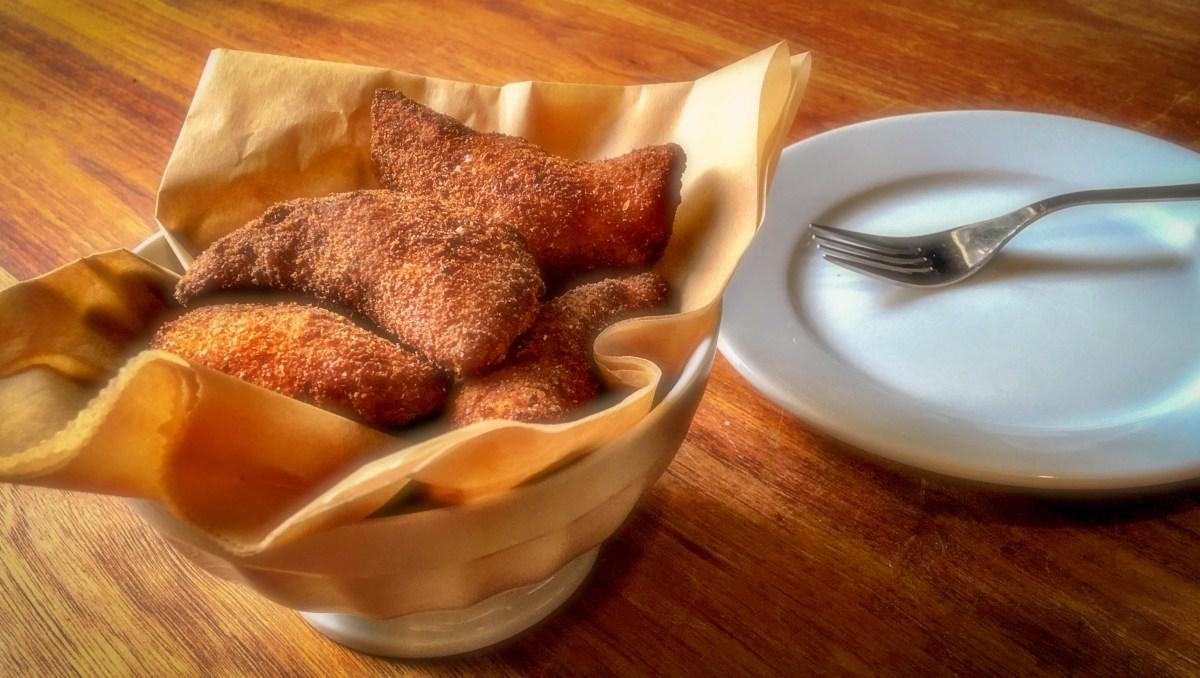 Chicken Rissoles