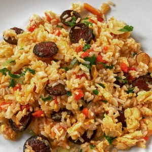 Image of Portuguese Fried Rice