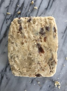 Image of Formed Scone Dough