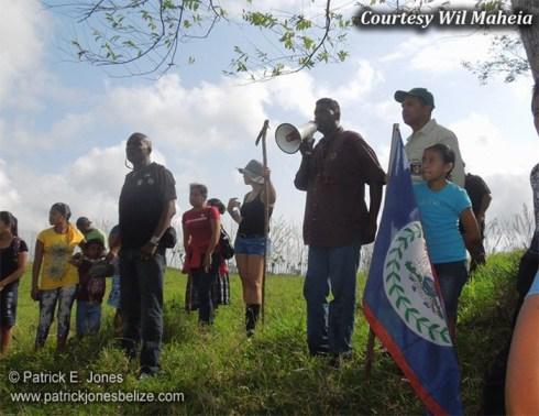 Belize Territorial Volunteers (Women at the Border)