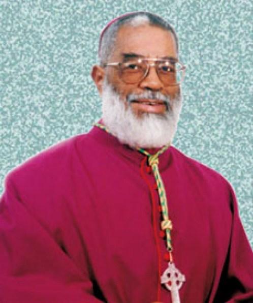 Bishop Dorrick Wright