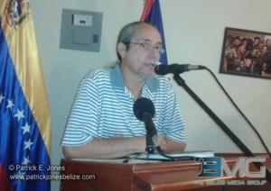 Belize/Venezuela support