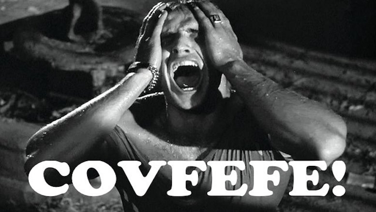 Image result for covfefe