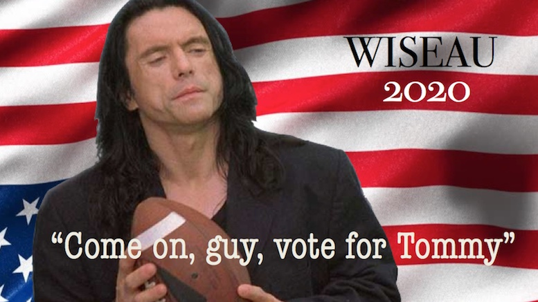 Tommy Wiseau Of \'The Room\' Fame To Run For President In 2020