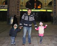 Saeed and kids