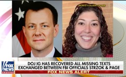 FOUND! DOJ Recovers Missing Text Messages between Anti ...