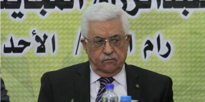 Abbas Claims Jesus is Palestinian