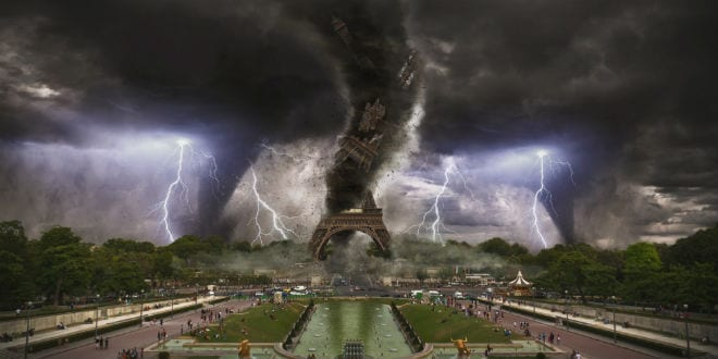 Thousands Hit By Extreme Global Flooding Lightning And