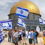 Temple Mount Flooded With (Virtual) Israeli Flags [PHOTOS]