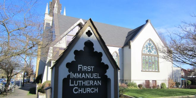 First Immanuel Lutheran Church in Portland, Oregon. (Wikimedia Commons)